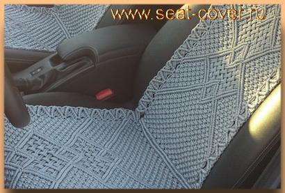 Накидки на сиденья Renault Megane
