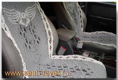 Накидки на сиденья Opel Astra